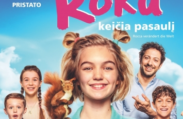 ROKA KEIČIA PASAULĮ / Rocca verändert die welt